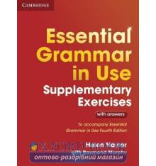 Essential Grammar in Use 4th Edition Supplementary Exercises with key