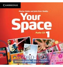 Your Space 1 Audio CDs