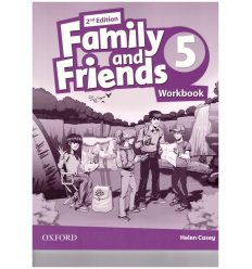 Family and Friends 2nd Edition 5: Workbook