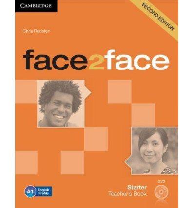 face2face 2nd Edition Starter Teacher's Book with DVD