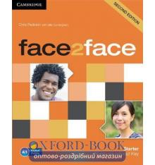 face2face 2nd Edition Starter Workbook without key