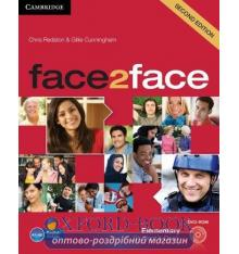 face2face 2nd Edition Elementary Student's Book with DVD-ROM