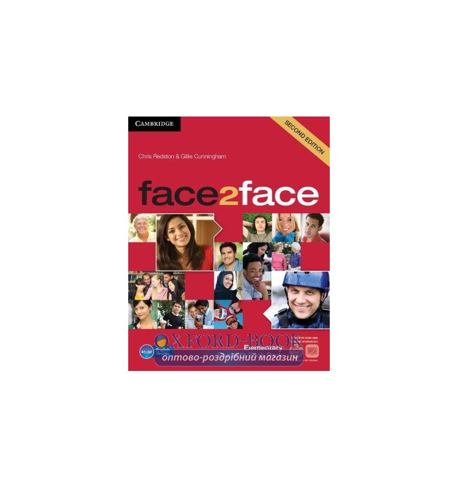 face to face elementary students book решебник