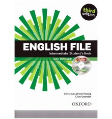 English File 3rd Edition Intermediate: Student's Book with iTutor DVD