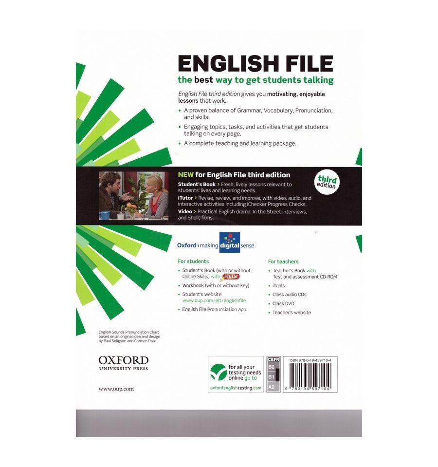 English File 3rd Edition Intermediate: Student\'s Book