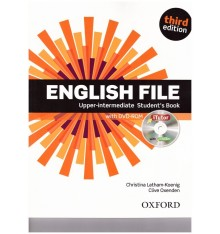 English File 3rd Edition Upper-Intermediate: Student's Book with iTutor DVD