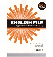 English File 3rd Edition Upper-Intermediate: Workbook with Key