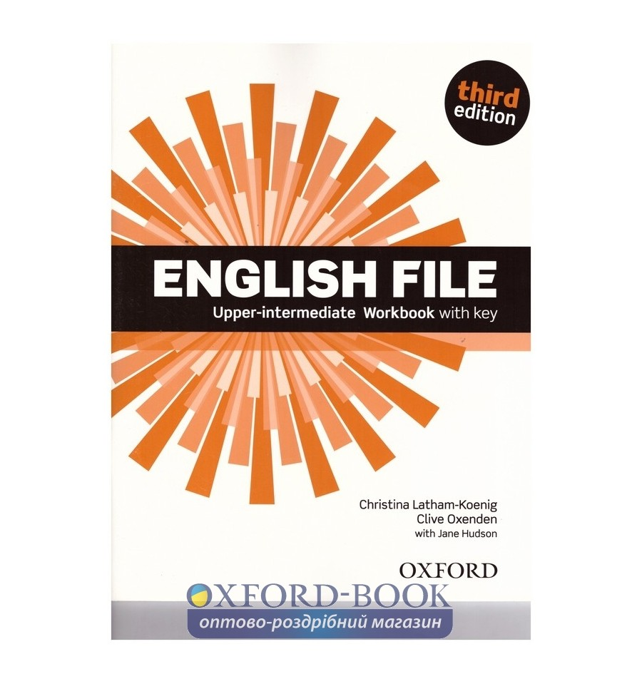 Гдз По English File 3rd Edition