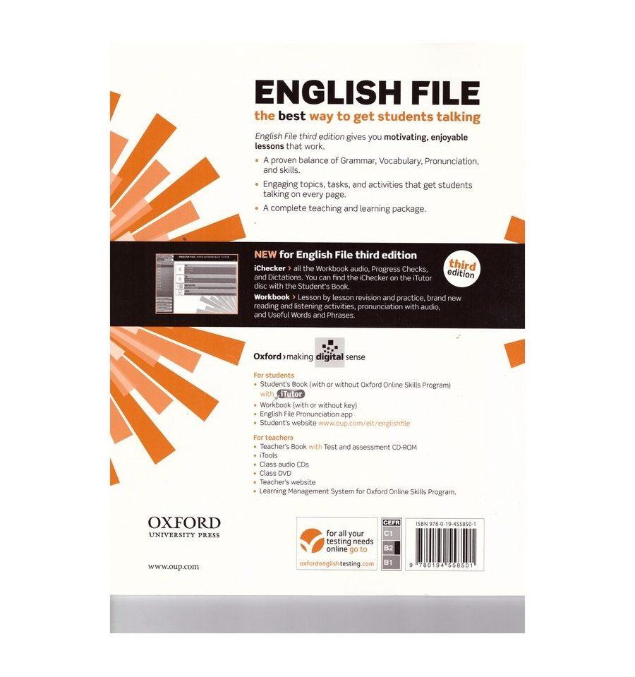 English File Upper -Intermediate ( Track 1 - YouTube