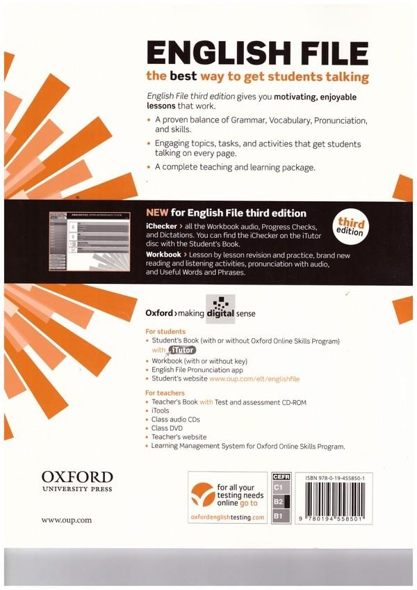 English Upper Intermediate Book