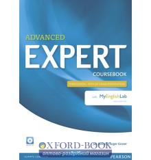 CAE Expert 3rd Edition 2015 Coursebook with MyEnglishLab