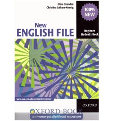New English File Beginner: Student's Book