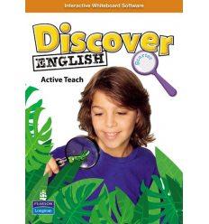 Discover English Starter Active Teach