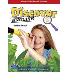 Discover English 2 Active Teach