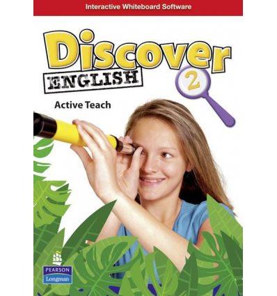 Discover English 2 Active Teach
