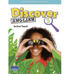 Discover English 3 Active Teach