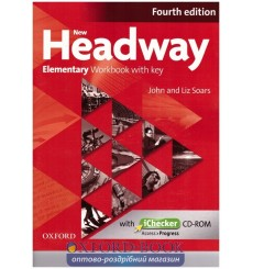 New Headway Elementary: Workbook with Key with iChecker CD-ROM
