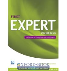 FCE Expert 3rd Edition (2015) Student's Book with Audio CD