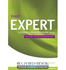 FCE Expert 3rd Edition (2015) Workbook Student's Resource with Answer Key