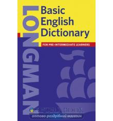 Longman Dictionary Basic English New