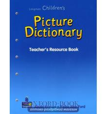 Longman Dictionary Children's Picture Teacher's Book