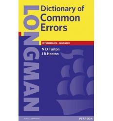Longman Dictionary Common Errors