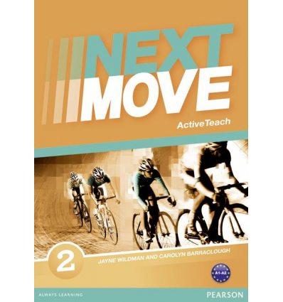 Next Move 2 Active Teach