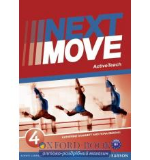 Next Move 4 Active Teach