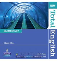 Total English New Elementary CDs