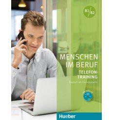 Menschen im Beruf - Telefontraining Kursbuch mit Audio-CD