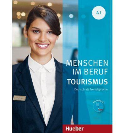 Menschen im Beruf - Tourismus A1 Kursbuch mit Audio-CD