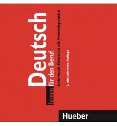 Deutsch lernen für den Beruf Audio-CD