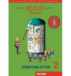 KIKUS Deutsch Arbeitsblätter 2