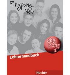 Pingpong Neu 1 Lehrerhandbuch