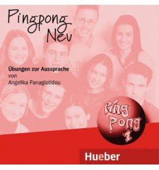 Pingpong Neu 1 Audio-CD zum Arbeitsbuch