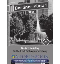 Berliner Platz 1 NEU Testheft mit Prufungsvorbereitung+CD