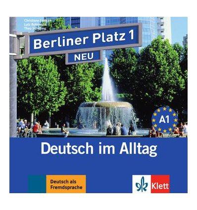 Berliner Platz 1 NEU CD zum Lehrbuch Teil 1
