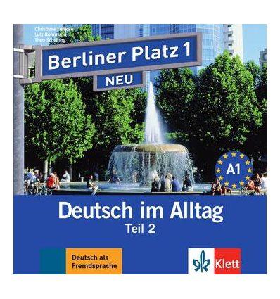 Berliner Platz 1 NEU CD zum Lehrbuch Teil 2