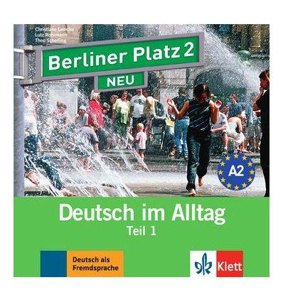 Berliner Platz 2 NEU CD zum Lehrbuch Teil 1