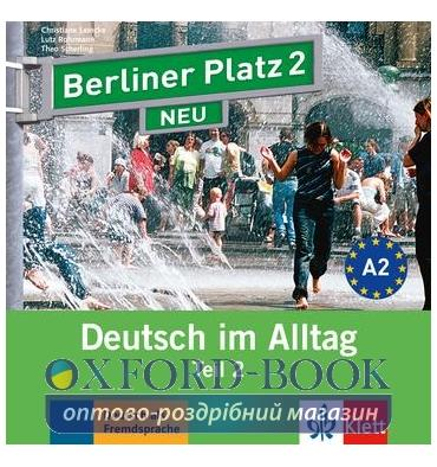 Berliner Platz 2 NEU CD zum Lehrbuch Teil 2