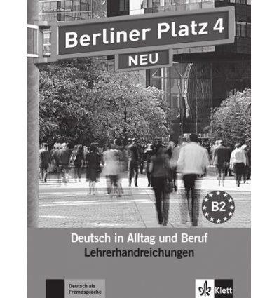 Berliner Platz 4 NEU Lehrerhandreichungen