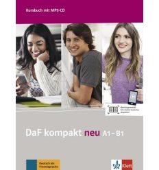 DaF kompakt neu Kursbuch A1-B1