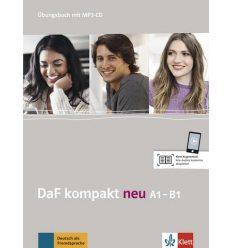 DaF kompakt neu Ubungsbuch A1-B1