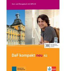DaF kompakt neu Kurs- und Ubungsbuch A2