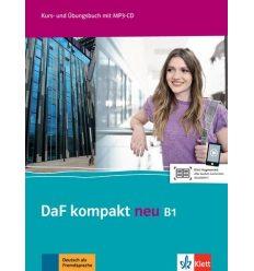 DaF kompakt neu Kurs- und Ubungsbuch B1