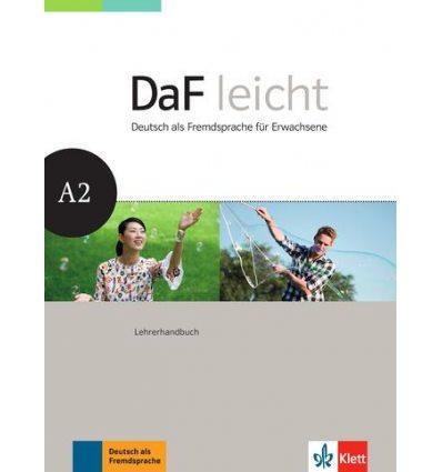 DaF leicht Lehrerhandbuch A2