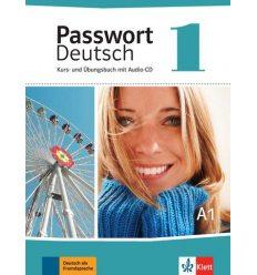 Passwort Deutsch 1 Kurs und Ubungsbuch + CD