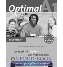 Optimal A1 Arbeitsbuch + CD