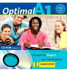 Optimal A1 Lehrerhandbuch+Lehrer-CD-ROM