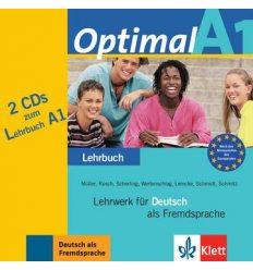 Optimal A1 2 CDs zum Lehrbuch